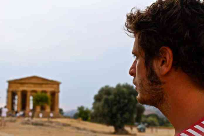 Valley of Temples in Agrigento