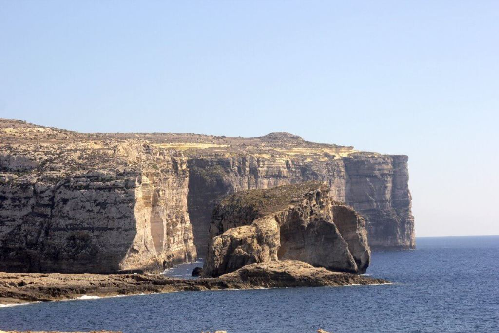 Azure Window, Gozo