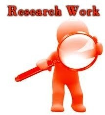 Get engaged in research work