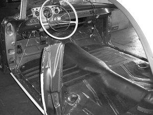 Chevrolet Bel Air, Karosserierestauration