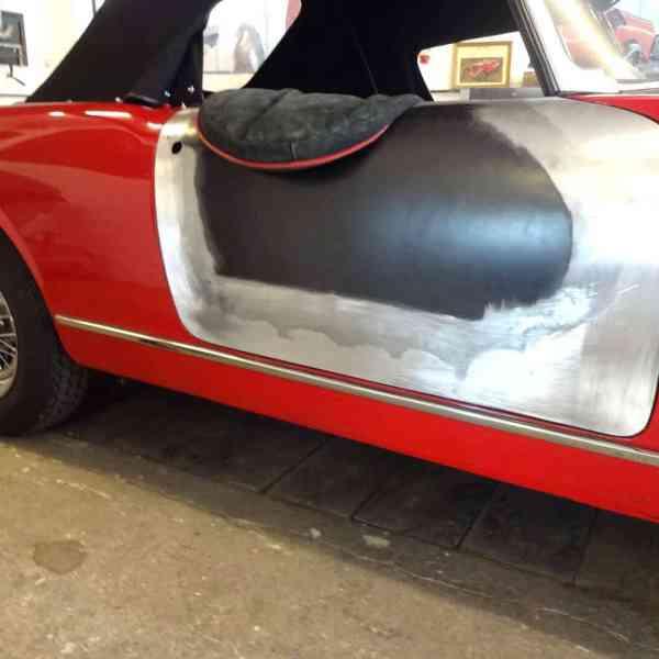 Alfa Romeo 2600 Touring Spider