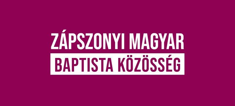 Zápszonyi Magyar Baptista közösség