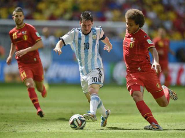argentina belgium vb