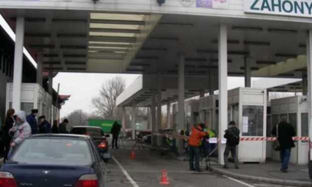 Megindult a forgalom a beregsurányi és záhonyi határállomáson