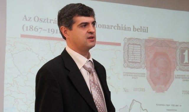 Állami kitüntetések nemzeti ünnepünk alkalmából: Csernicskó István