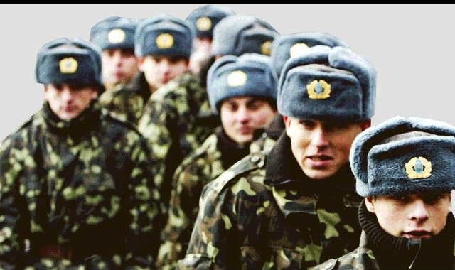 Visszaállították a sorkatonai szolgálatot Ukrajnában