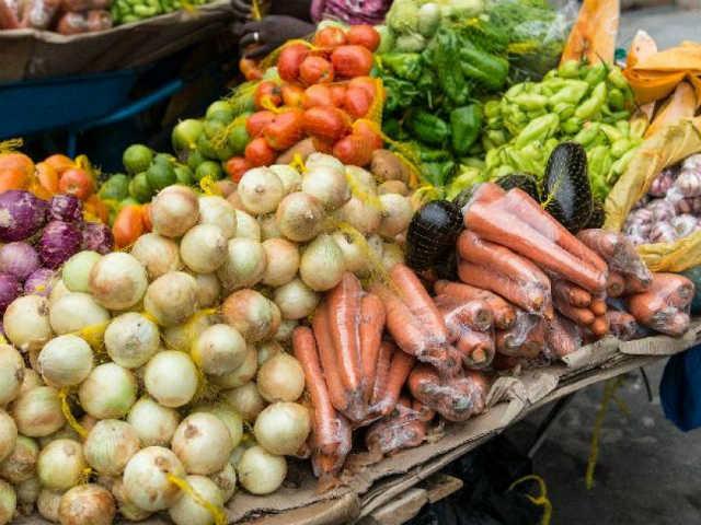 """Drágult az ukrán """"fogyasztói zöldségkosár"""""""