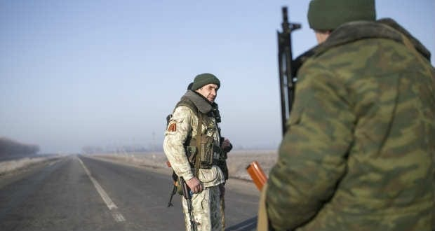 Befejeződött a fogolycsere Kijev és a donyec-medencei szakadárok között