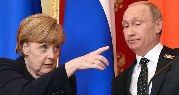 Merkel: az európai országok nyernek az Északi Áramlat-2 gázvezeték befejezésével