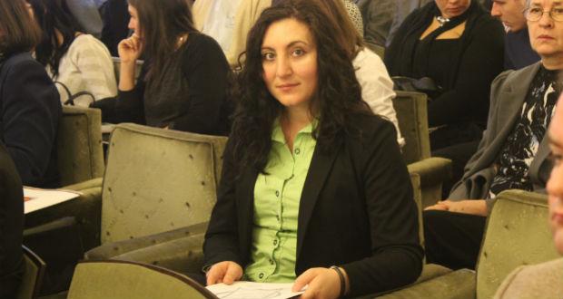 Kiváló TDK-szervezői díj dr. Váradi Natáliának