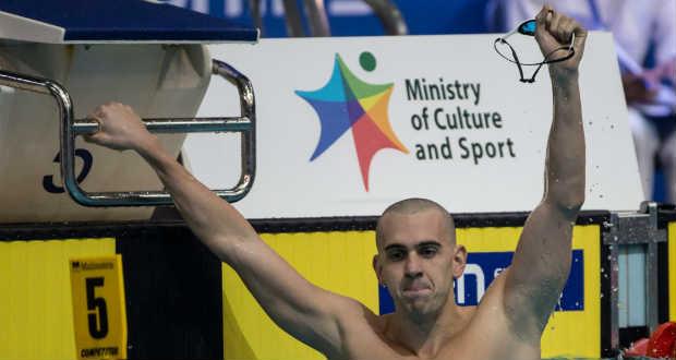 Cseh Európa-csúccsal nyert 200 pillangón