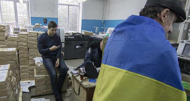 Az exit poll szerint egy független jelölt nyerte meg a kelet-ukrajnai Mariupol polgármesteri tisztét