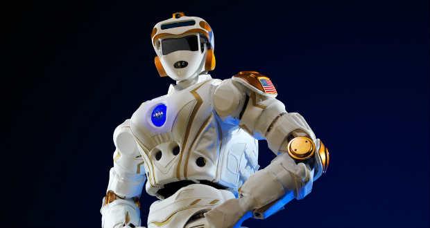 Elegáns mozgásra is képes a NASA humanoid robotja