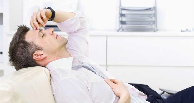 A vashiány tünetei