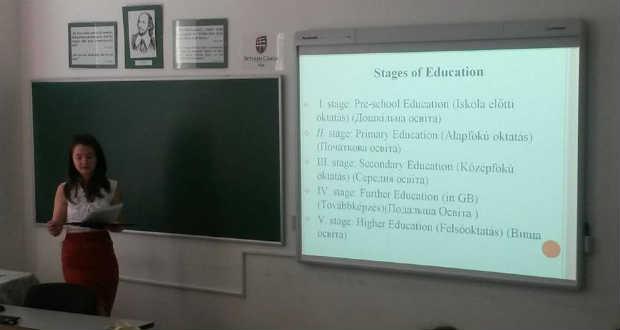 Angol tudományos diákköri konferenciát szerveztek a Rákóczi-főiskolán