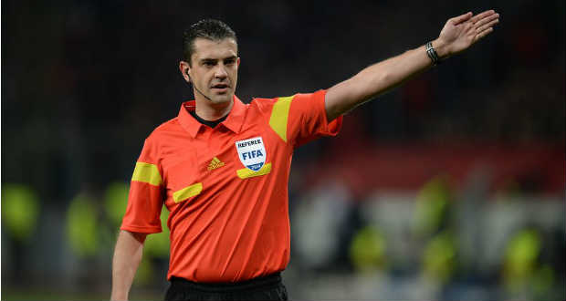 Visszavonult Kassai Viktor futballbíró