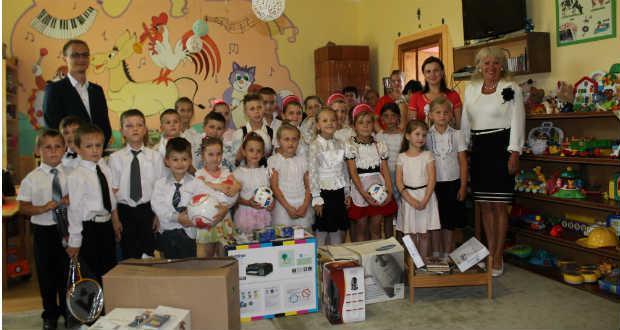 Jót s jól – magyarországi adomány a Kígyósi Oktatási-Nevelési Központnak
