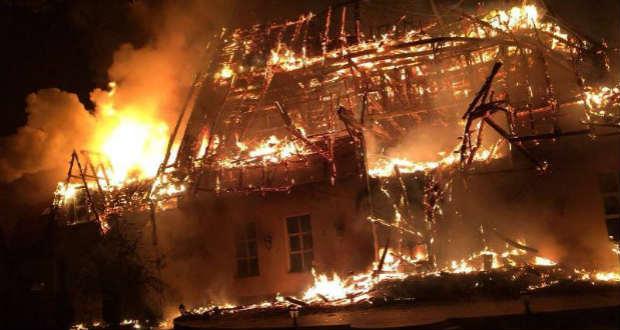 Leégett egy népszerű üdülőközpont a Munkácsi járásban