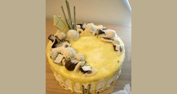 Raffaelló torta