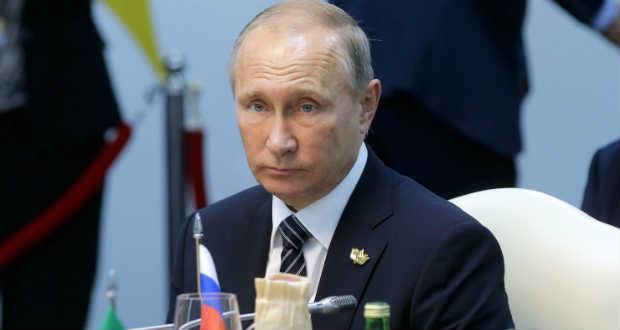 """"""" Putyin """"befolyásolási kampányt"""" indított"""""""