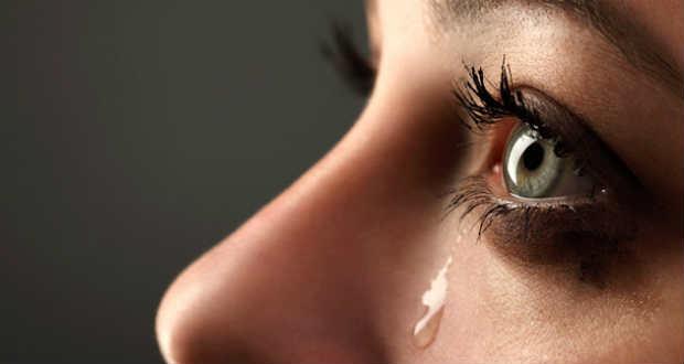 A sírás ezért egészséges