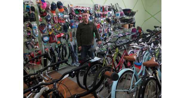 vásároljon kerékpárt kereskedéshez