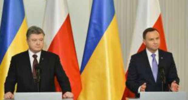 A történelmi viták rendezésében állapodott meg a lengyel és az ukrán elnök