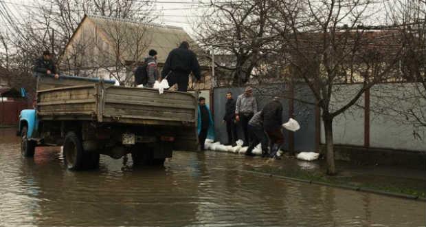Kétmillió hrivnyát utalnak ki a munkácsi árvízkárosultaknak