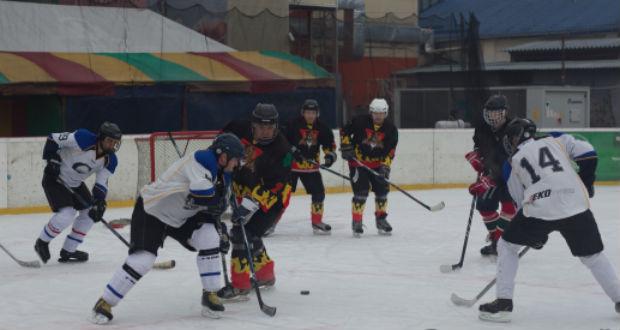 Újabb forduló a megyei jégkorongbajnokságban