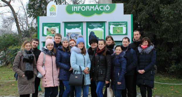 Szakmai tanulmányúton vettek részt a Rákóczi-főiskola Biológia és Kémia Tanszék kollégái és hallgatói