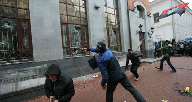 Moszkva határozottan tiltakozott az ukrán ügyvivőnél a kijevi orosz intézmények elleni támadás miatt