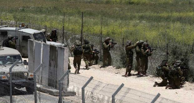 Izrael felfüggesztette határán a szíriai sebesültek fogadását