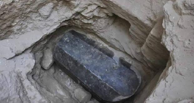 Jó állapotú szarkofágok kerültek elő Luxorban