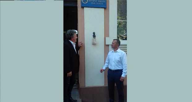 Felavatták Erkel Ferenc miniszobrát Ungváron