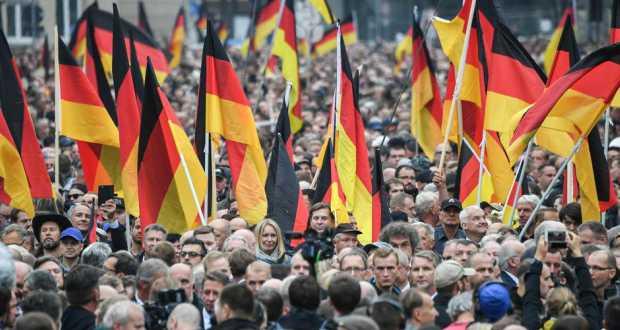 Többen megsérültek a chemnitzi tüntetéseken
