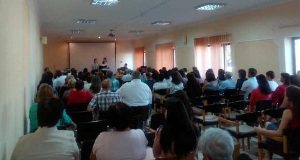 Tanári csendesdélutánt tartottak Tiszapéterfalván