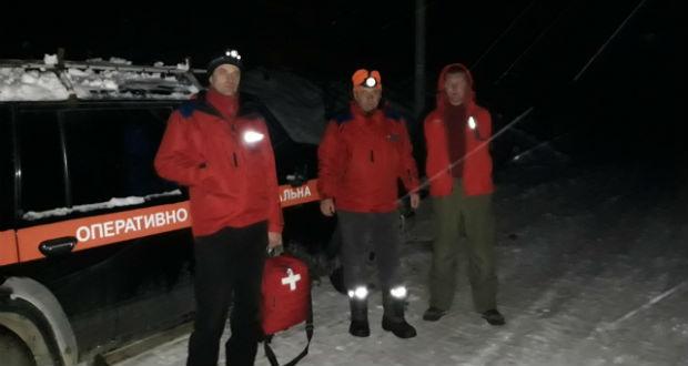 Eltűnt négy turista a hegyekben