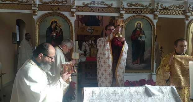 Görögkatolikus templombúcsút tartottak Nagybégányban