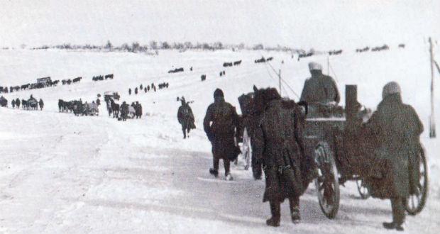 A Don-kanyarban 77 éve kezdődött a magyar összeomlás