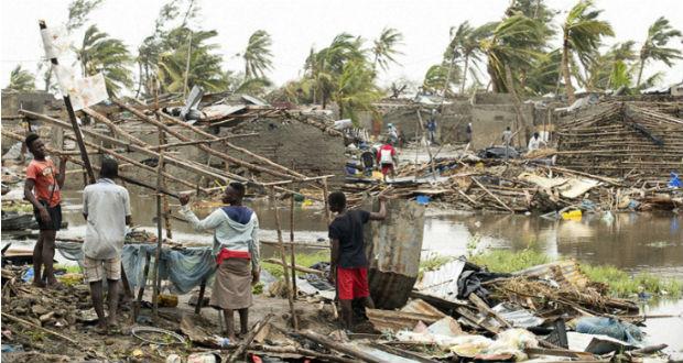 Négyszáz fölé emelkedett az Idai ciklon halálos áldozatainak száma Mozambikban
