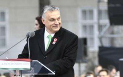Orbán: március 15. a nemzeti egység ígérete