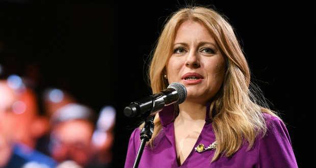 Zuzana Caputová nyerte a szlovák elnökválasztás döntő fordulóját