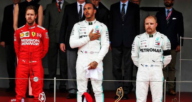 Hamilton nyerte a Monacói Nagydíjat
