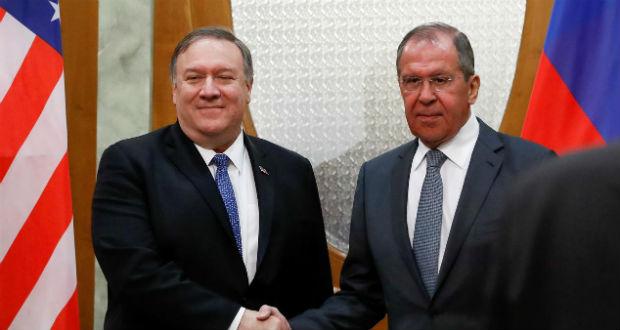 Lavrov és Pompeo a kétoldalú kapcsolatokat javító lépésekről állapodott meg