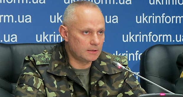 Új vezérkari főnököt nevezett ki az ukrán elnök