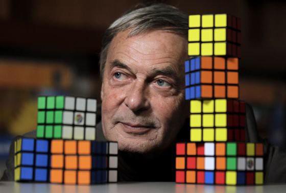 Magyar feltalálók: Rubik Ernő és a Rubik-kocka