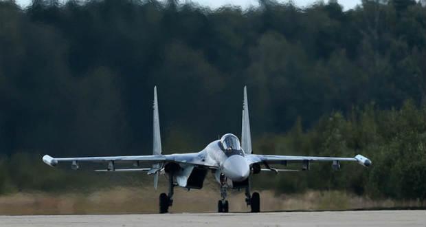 Moszkva kész Szu-35-ös vadászgépeket szállítani Ankarának