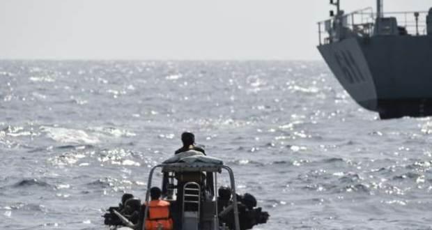 Több ukrán és kínai tengerészt raboltak el kalózok Kamerun partjainál