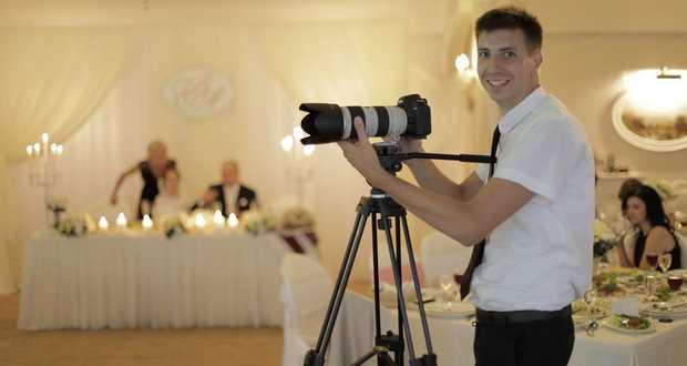 Kárpátaljáról jöttem, mesterségem címere: esküvői videós
