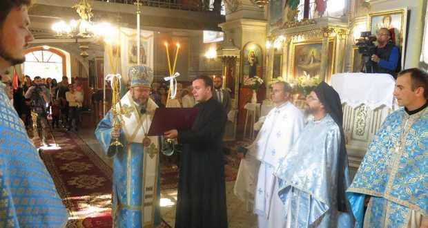 Görögkatolikus templombúcsút tartottak Makkosjánosiban